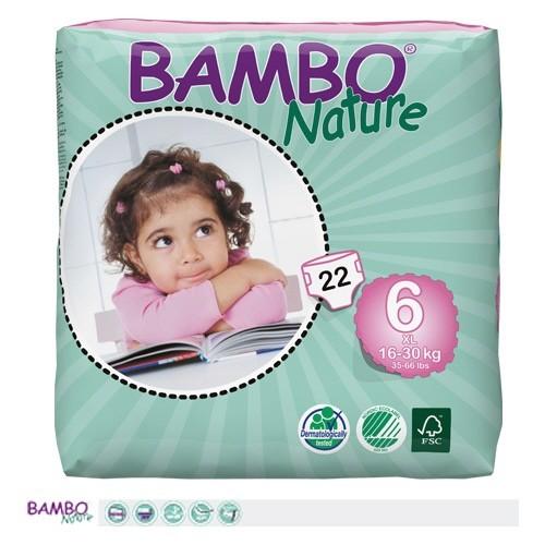 Bambo Nature XL Grösse 6