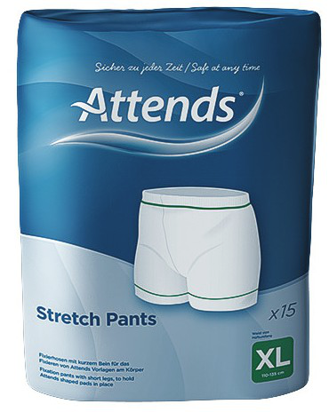 Attends Fixierhose Extra Large, 12 x 15 Stk.