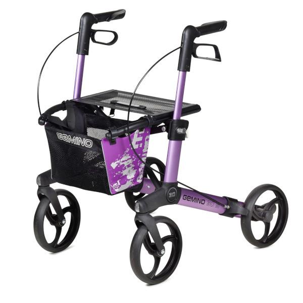 Kinder-Rollator Gemino 30 S pink