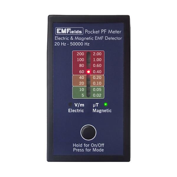 EMFields Niederfrequenz-Messgerät PF5