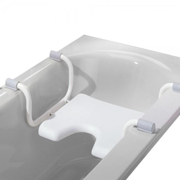 Badewannensitz DuBaStar ohne Rückenlehne