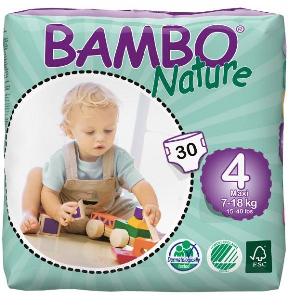 Bambo Nature Maxi, Grösse 4