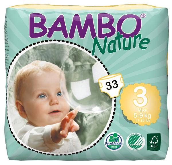 Bambo Nature Midi, Grösse 3
