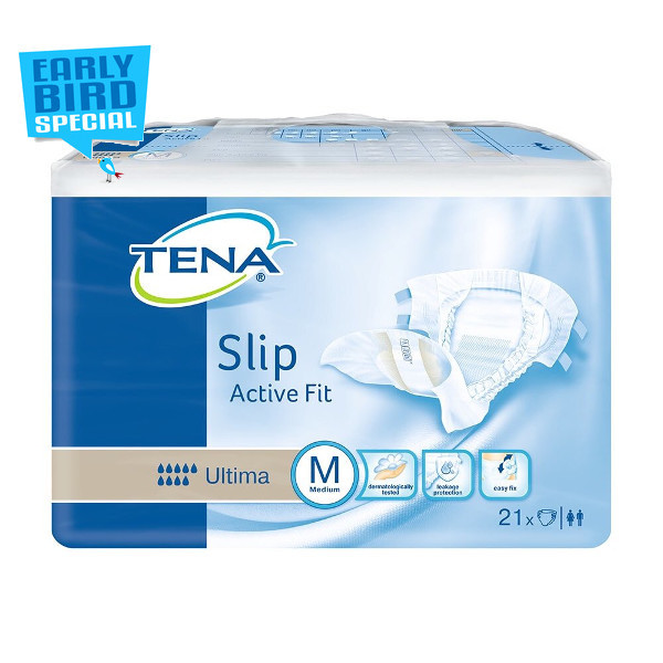 TENA Slip Active Fit Ultima Medium
