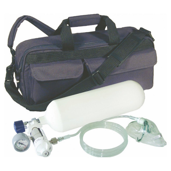 Tragbares Notfall-Sauerstoffgerät AEROtreat Mobil Fast 15