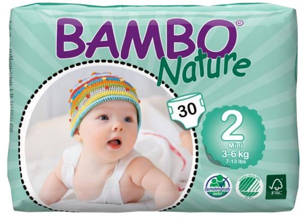 Bambo Nature Mini, Grösse 2