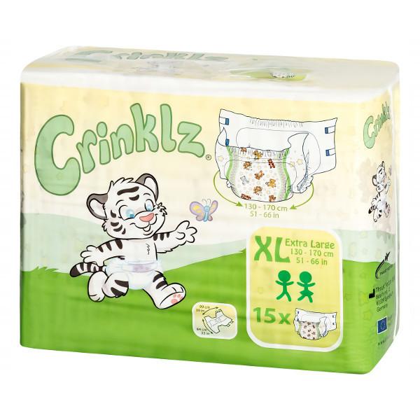 Crinklz XL10