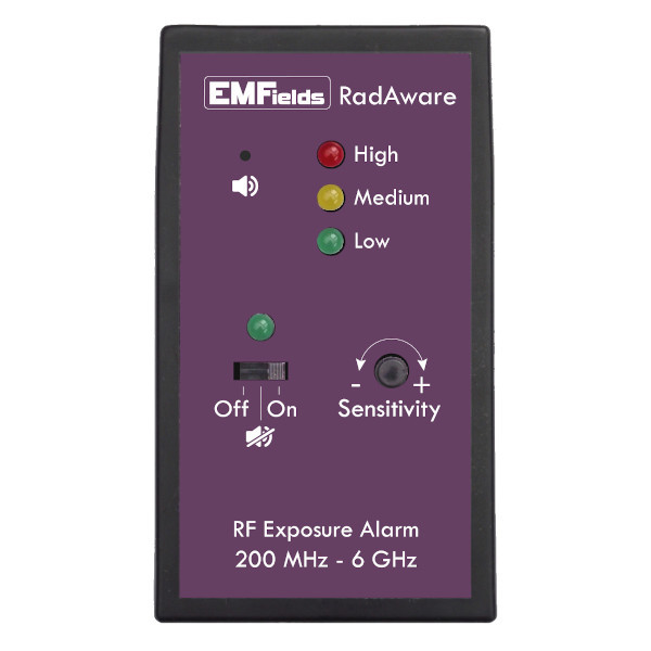 EMFields RadAware RD1 Pocket RF-Strahlungsalarm
