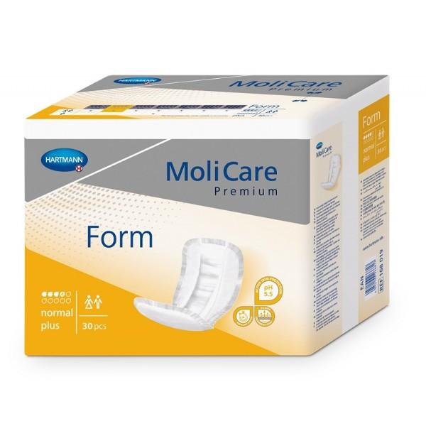 MoliCare Premium Form normal plus, 4 x 30 Stk.