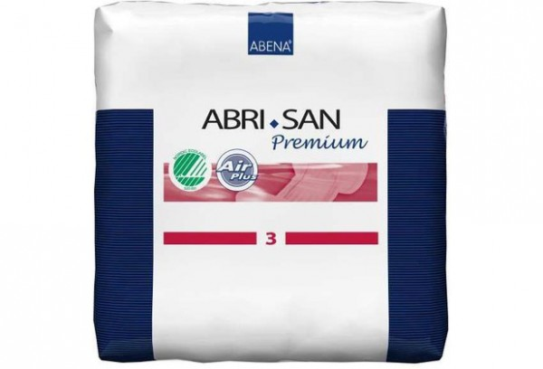 Abri San Air Plus Nr. 3