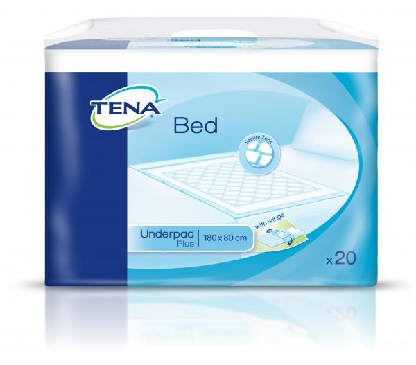 Tena Bed Plus Wings