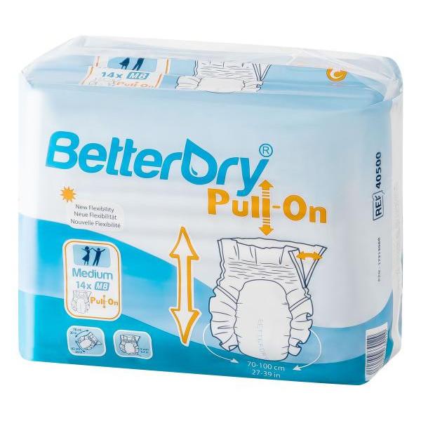 BetterDry Pull-On Medium
