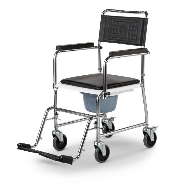 Meyra Toiletten-Rollstuhl HCDA