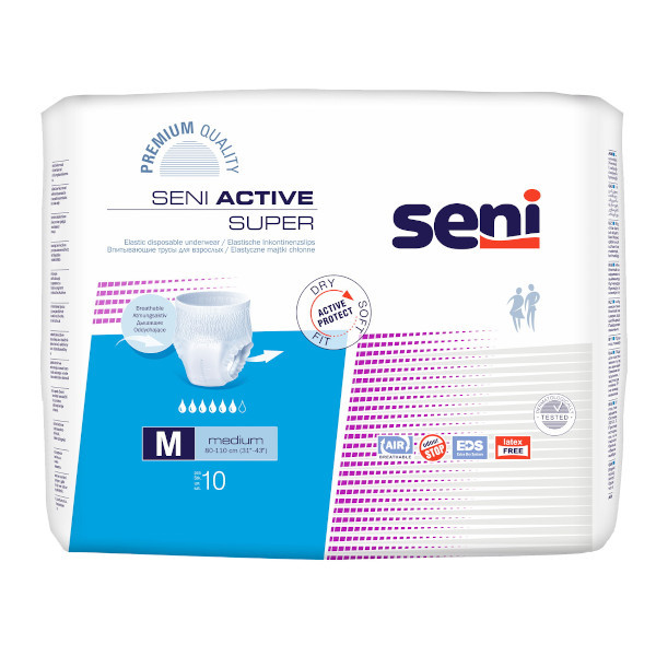 Seni Active Super Medium