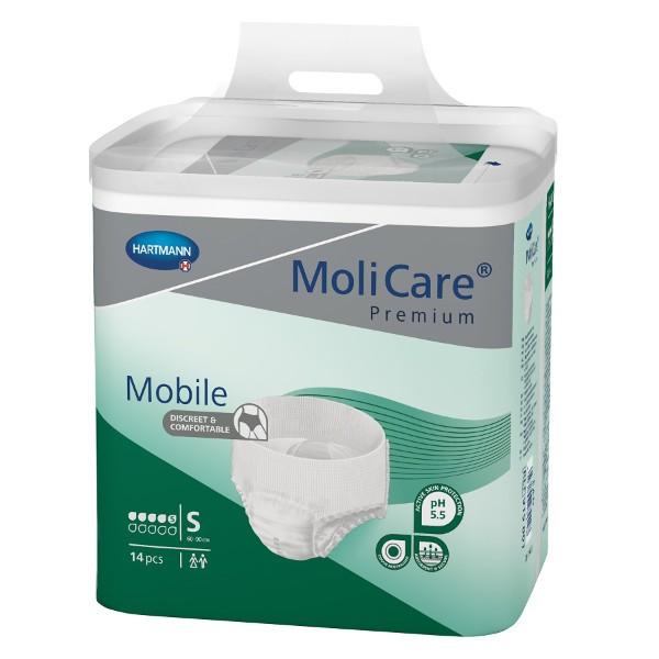 MoliCare Premium Mobile 5 Small, 4 x 14 Stk.