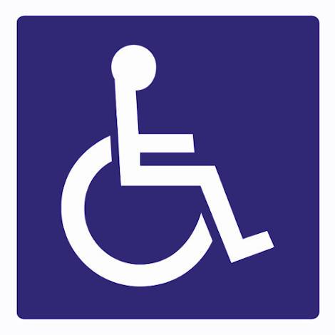 Piktrogramm Behinderung
