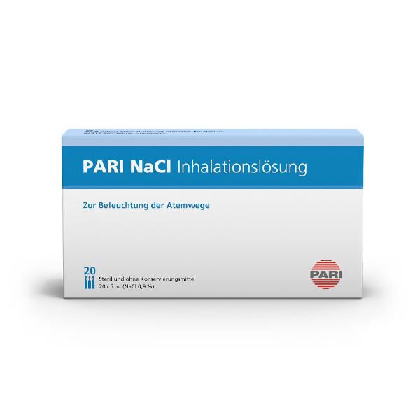 PARI NaCL Inhalationslösung