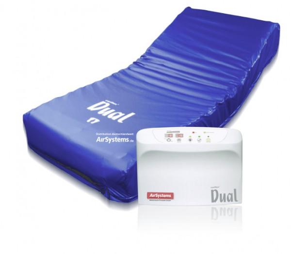 Wechseldruck- und Weichlagerungs-System DualSoft