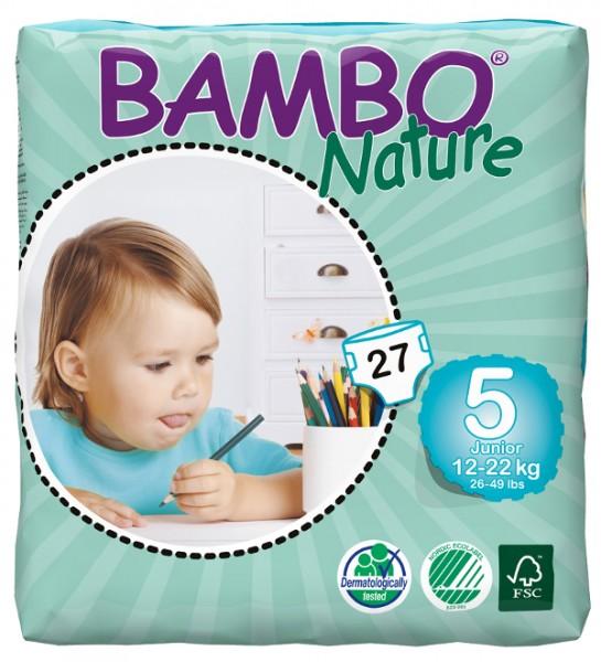 Bambo Nature Junior, Grösse 5