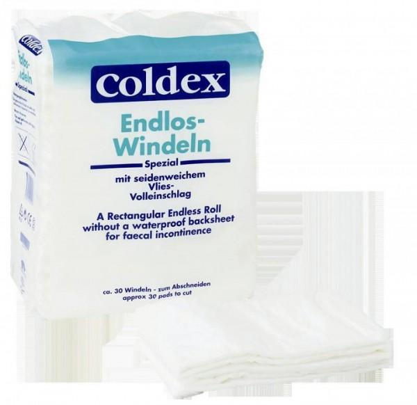 Coldex Vlies-Endloswindeln