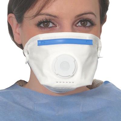 Kimberly Clark Atemschutzmaske FFP3