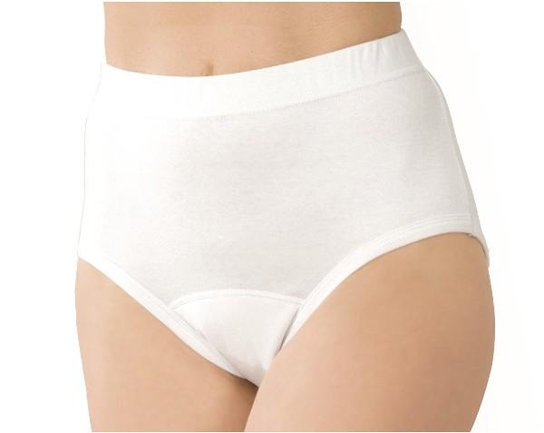 Inkontinenzslip für Frauen