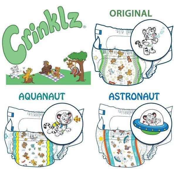 Crinklz Muster