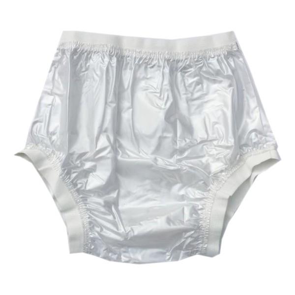 PVC Überziehschutzhose Weiss
