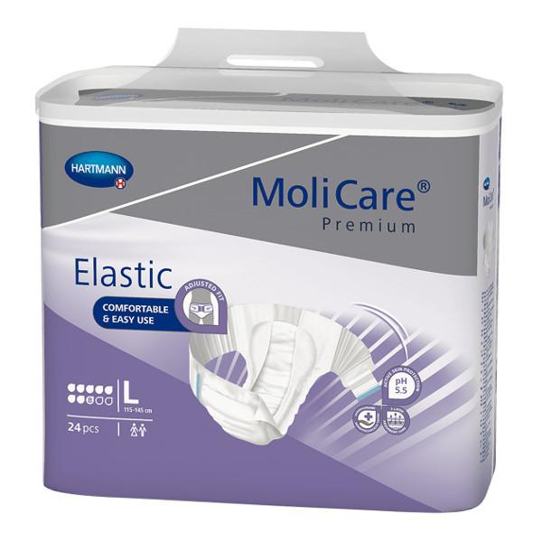 MoliCare Premium Elastic 8 Tropfen Large